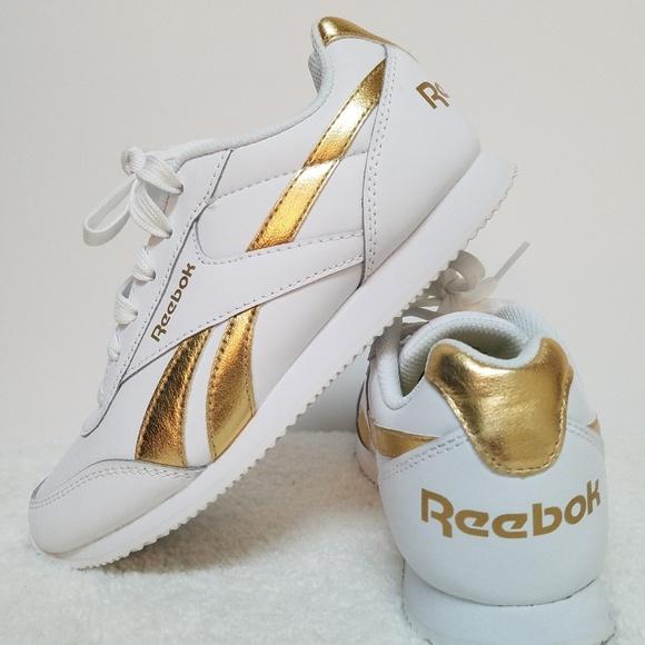 62f4cd9cec5143 Reebok Girl s Royal Cljog 2 Sneaker. M 5bb765819539f7e7851d9b8a